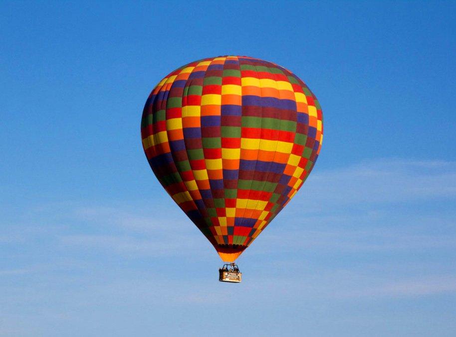hot air balloon flight - photo #34