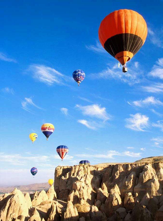 Standard balloon flight cappadocia balloon tours hot air ballooning cappadocia cappadocia