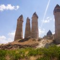 Four Fairy Chimneys