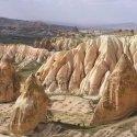 Unusual Rock Formations at Sword Valley